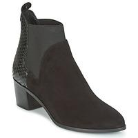 Cipők Női Bokacsizmák Dune London OPRENTICE Fekete