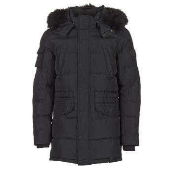 Ruhák Férfi Steppelt kabátok Redskins CARL Fekete