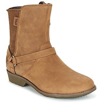 Cipők Női Csizmák Teva DE LA VINA DOS Barna