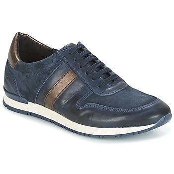 Cipők Férfi Rövid szárú edzőcipők Casual Attitude HARCHUS Tengerész