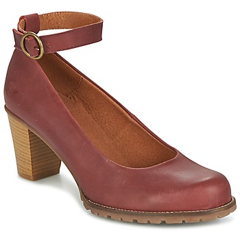 Cipők Női Félcipők Casual Attitude HARCHE Bordó