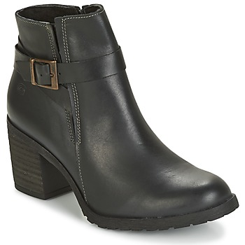 Cipők Női Bokacsizmák Casual Attitude HERMINETTE Fekete