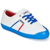 Cipők Férfi Rövid szárú edzőcipők Kawasaki BASIC FANTASY Fehér / Kék