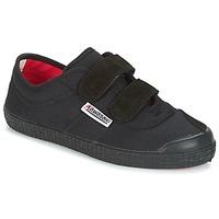 Cipők Gyerek Rövid szárú edzőcipők Kawasaki BASIC V KIDS Fekete