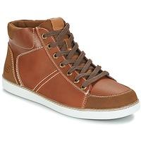 Cipők Férfi Magas szárú edzőcipők Skechers MENS USA Teve