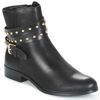 Cipők Női Csizmák Buffalo NIPATE Fekete