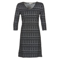 Ruhák Női Rövid ruhák Cream MIRA DRESS Fekete