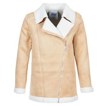 Ruhák Női Kabátok Betty London HARMI Bézs