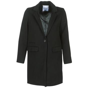 Ruhák Női Kabátok Betty London HODISSE Fekete