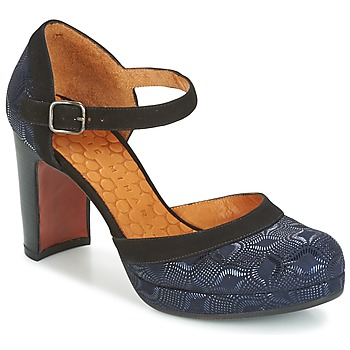 Cipők Női Félcipők Chie Mihara TISA Kék / Fémes