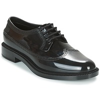 Cipők Női Oxford cipők Melissa CLASSIC BROGUE AD. Fekete