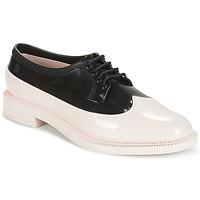 Cipők Női Oxford cipők Melissa CLASSIC BROGUE AD. Rózsaszín / Fekete