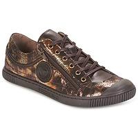 Cipők Női Rövid szárú edzőcipők Pataugas BISK Bronz