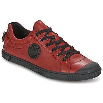 Cipők Női Rövid szárú edzőcipők Pataugas BOHEM Piros