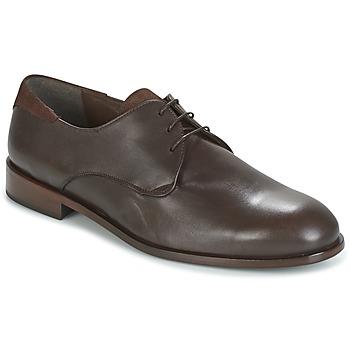 Cipők Férfi Oxford cipők So Size HUPO Barna