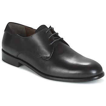 Cipők Férfi Oxford cipők So Size HUPO Fekete