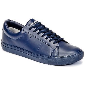 Cipők Férfi Rövid szárú edzőcipők Hackett MYF STRATTON Kék