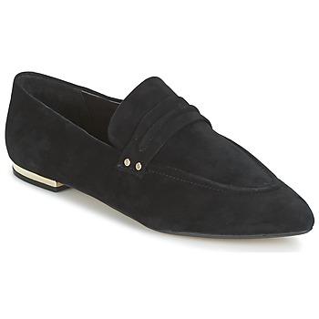 Cipők Női Mokkaszínek KG by Kurt Geiger KILMA-BLACK Fekete