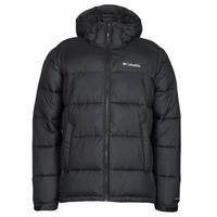 Ruhák Férfi Steppelt kabátok Columbia PIKE LAKE HOODED JACKET Fekete