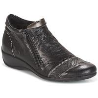 Cipők Női Csizmák Remonte Dorndorf LOUNA Fekete