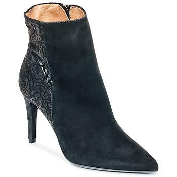 Cipők Női Bokacsizmák Fericelli HOLGI Fekete