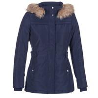 Ruhák Női Steppelt kabátok Tom Tailor REJUS Tengerész