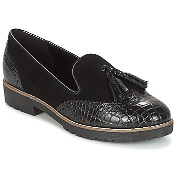 Cipők Női Balerina cipők  Dune London Gilmore Fekete