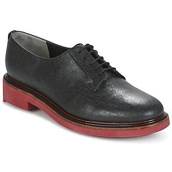 Cipők Női Oxford cipők Robert Clergerie JONCKO-GRAFFITI-NOIR Fekete