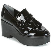 Cipők Női Mokkaszínek Robert Clergerie XOCK-VERNI-NOIR Fekete