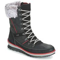 Cipők Női Hótaposók Rieker BISKA Fekete