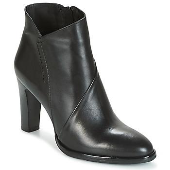 Cipők Női Bokacsizmák Myma POIR Fekete