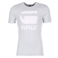 Ruhák Férfi Rövid ujjú pólók G-Star Raw DRILLON Szürke
