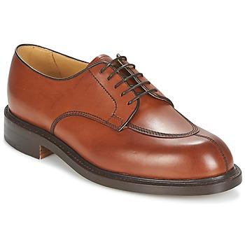 Cipők Férfi Oxford cipők Barker PARIS Rózsaszín