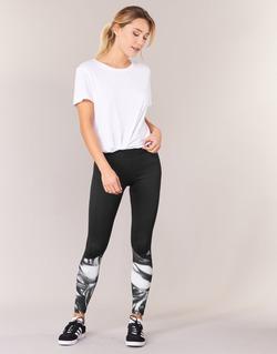 Ruhák Női Legging-ek adidas Performance TF TIG LT PR1 Fekete