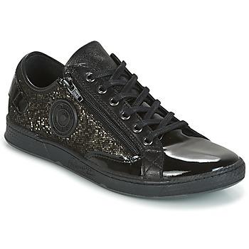 Cipők Női Rövid szárú edzőcipők Pataugas JESTER Fekete