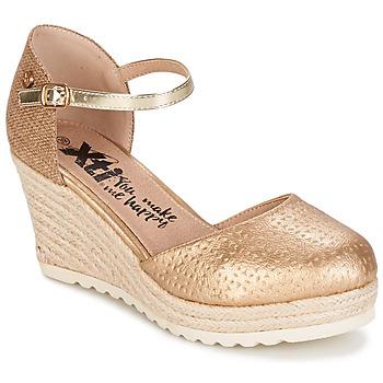 Shoes Női Szandálok / Saruk Xti  Arany