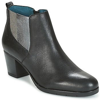 Cipők Női Bokacsizmák Karston GADJO Fekete