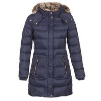 Ruhák Női Steppelt kabátok Esprit ARDA Tengerész