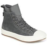 Cipők Férfi Magas szárú edzőcipők Converse CHUCK TAYLOR WP BOOT NUBUCK HI MASON/EGRET/GUM Szürke