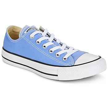 Cipők Rövid szárú edzőcipők Converse CHUCK TAYLOR ALL STAR SEASONAL COLOR OX PIONEER BLUE Kék