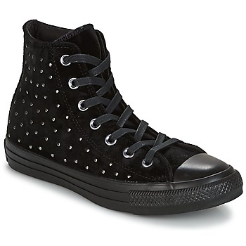 Cipők Női Magas szárú edzőcipők Converse CHUCK TAYLOR ALL STAR HI Fekete