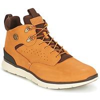 Shoes Férfi Magas szárú edzőcipők Timberland KILLINGTON HIKER CHUKKA Teve