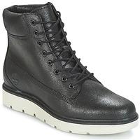 Cipők Női Magas szárú edzőcipők Timberland KENNISTON 6IN LACE UP Fekete