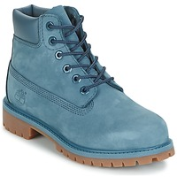 Shoes Gyerek Csizmák Timberland 6 IN PREMIUM WP BOOT Kék