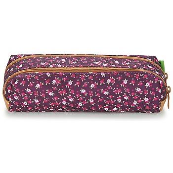 Bags Lány Tokok Tann's EXCLU CHERRY TROUSSE DOUBLE Szürke / Rózsaszín