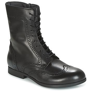 Cipők Női Csizmák Birkenstock LARAMI Fekete