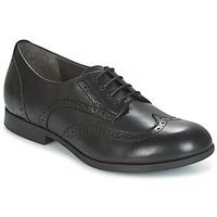 Cipők Női Oxford cipők Birkenstock LARAMI LOW Fekete
