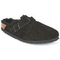 Cipők Női Klumpák Birkenstock BOSTON Fekete