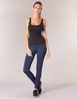 Ruhák Női Legging-ek Nike LEG A SEE LOGO Kék
