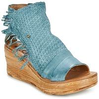 Cipők Női Szandálok / Saruk Airstep / A.S.98 NOA Kék
